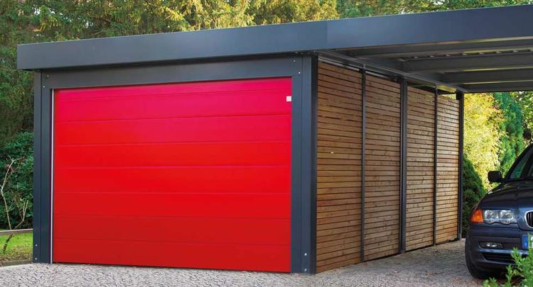 Combination Carport & Garage