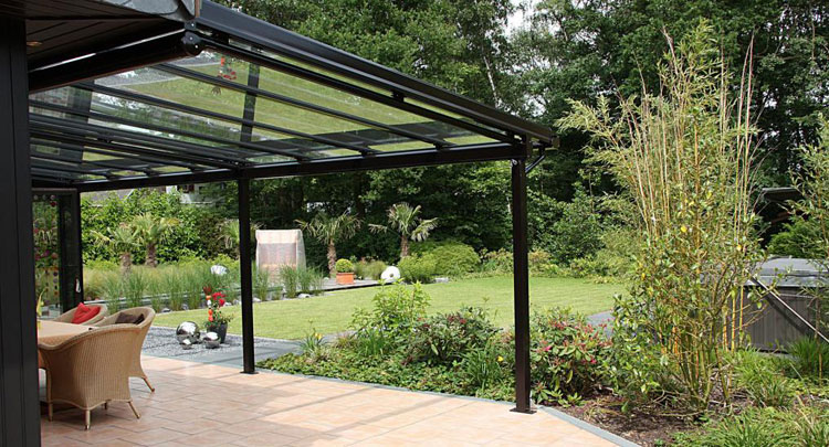 Fixed Glass Verandas Corsham