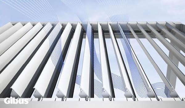 Bioclimatic Pergola Ventilation