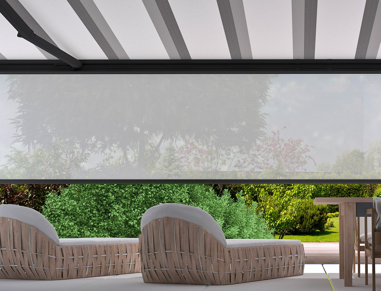 Double Awning