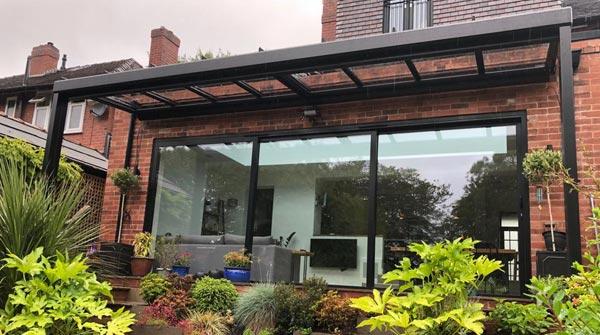 Glass Verandas Bolton Manchester