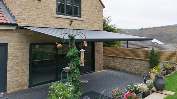 Cassette Awning Sheffield
