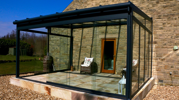 Glass Room Northumberland
