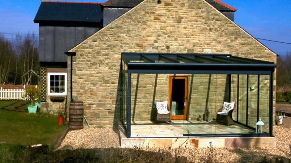 Glass Room Northumberland