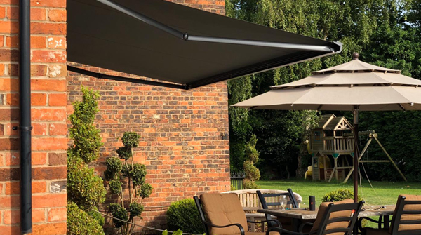 Cassette Awning Warrington