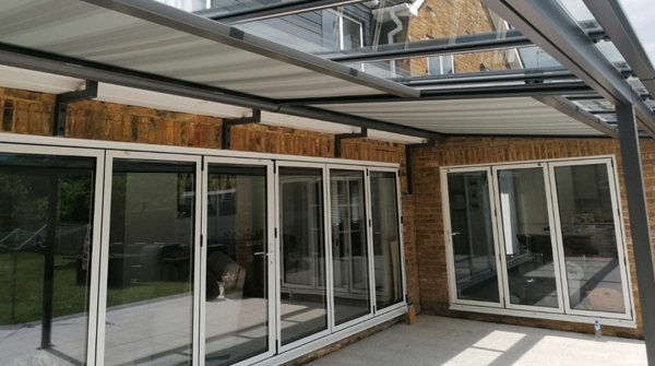 Glass Verandas Hertfordshire