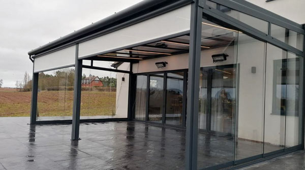 Glass Verandas Worcester
