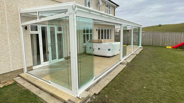 Glass Garden Room Scotland