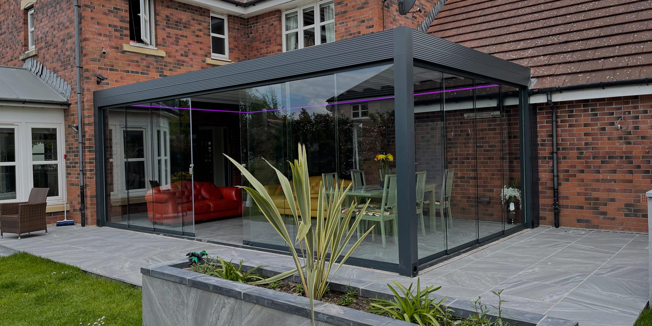 Louvered Pergola – 5 Impressive Designs for 2021