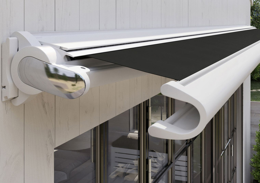 Markilux 990 Awning Retracting