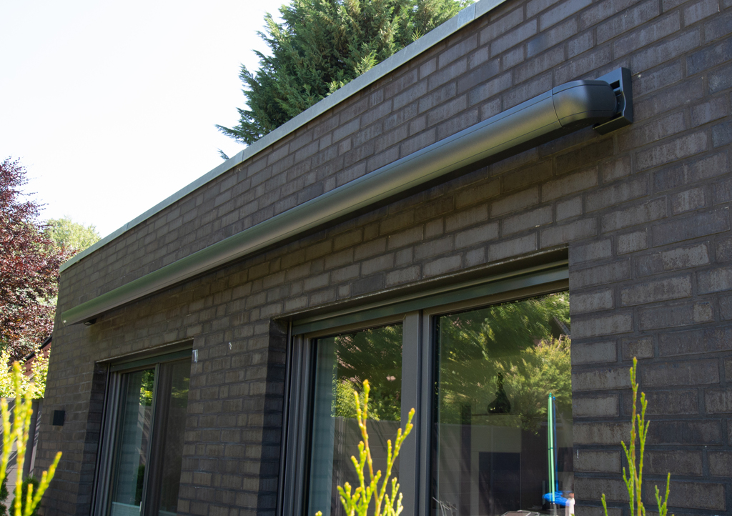 Markilux MX3 Awning Retracting